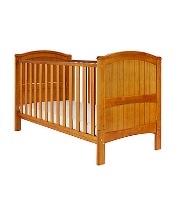East Coast henley cot bed - antique