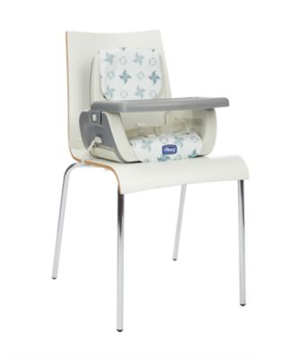 Chicco mode booster seat - grey