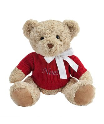personalised bernard bear