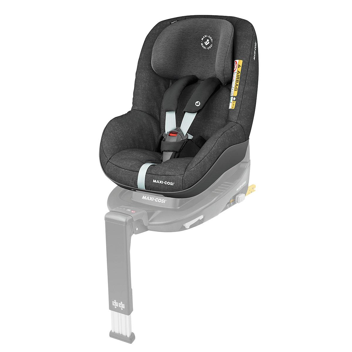 Maxi-Cosi pearl pro i-size nomad black combination car seat