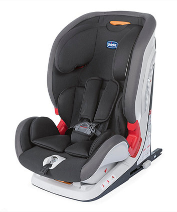 Chicco youniverse fix high back booster car seat