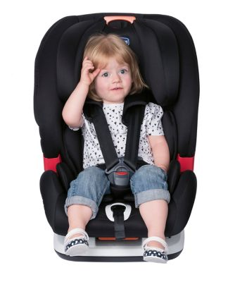 Chicco youniverse fix high back booster car seat *exclusive to mothercare*