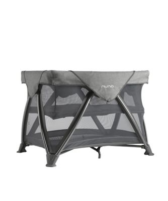 Nuna sena aire travel cot - threaded collection *exclusive to mothercare*