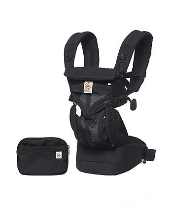 Ergobaby omni 360 cool air mesh - onyx black