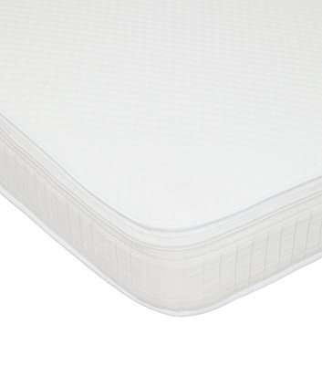 mothercare essential pocket sprung cot bed mattress