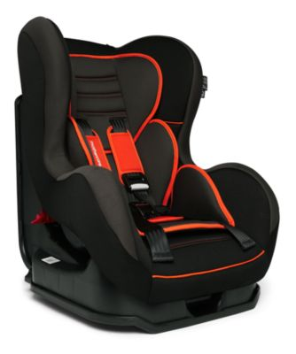 mothercare sport car seat - orange