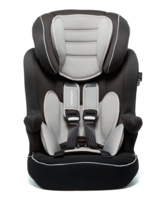 mothercare advance xp highback booster car seat - black
