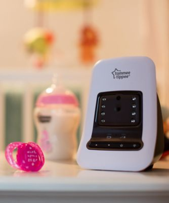 Tommee Tippee closer to nature digital video movement and sound monitor
