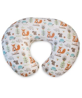 Chicco boppy woodland feeding pillow