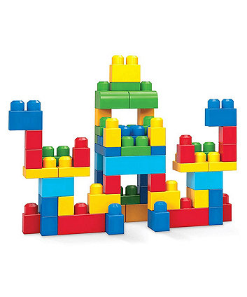 Mega Bloks First Builders Big Building Bag - 60 Pieces