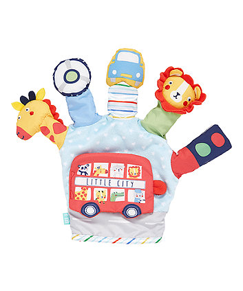 On The Road Finger Puppet Glove