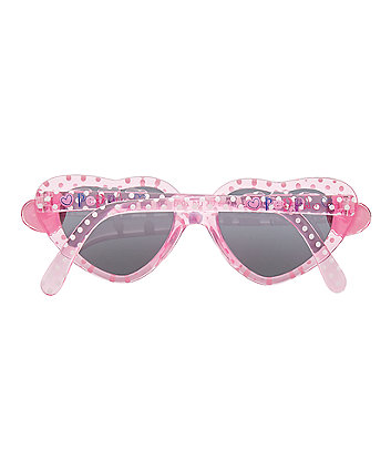 Peppa Pig heart shaped sunglasses