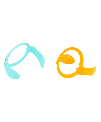 mothercare easy grip cup handles - 2 pack
