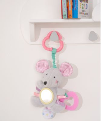 Confetti Party Mouse Activity Toy