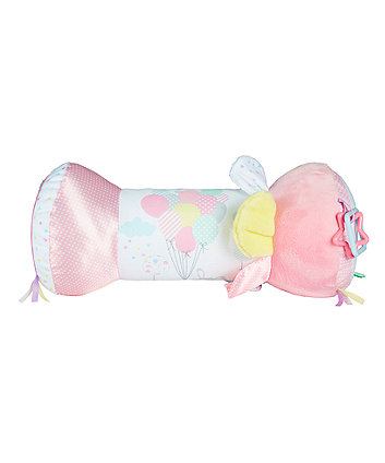 confetti party tummy time roller
