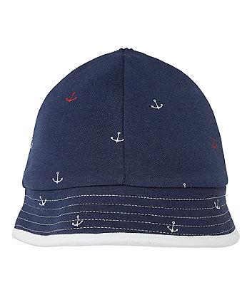 navy sailor hat