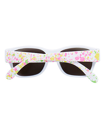 paint splash wayferer sunglasses