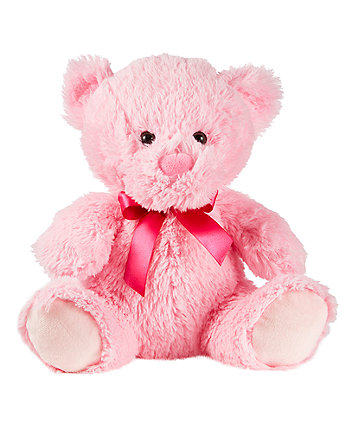 Mothercare Cuddly Bear - Pink