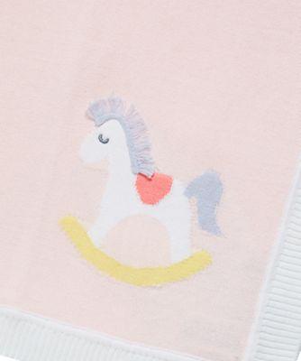 rocking horse shawl