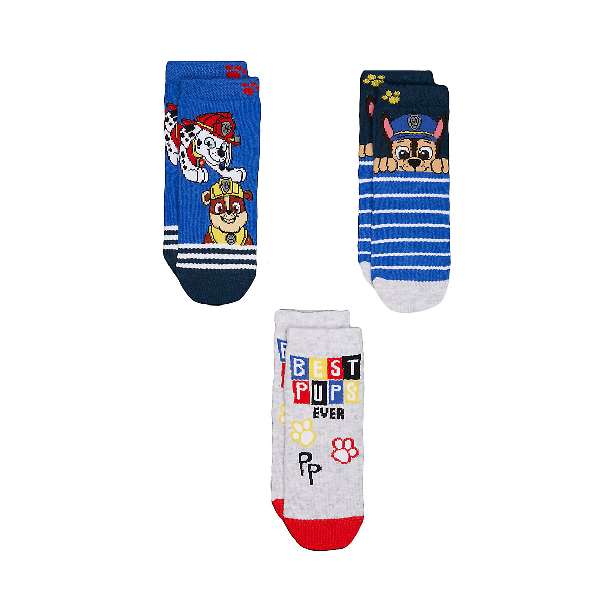 PAW Patrol Socks   3 Pack