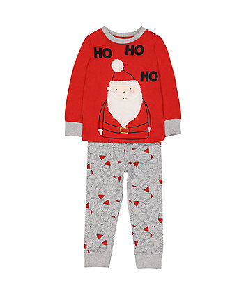 father christmas pyjamas - Childrens Christmas Pyjamas
