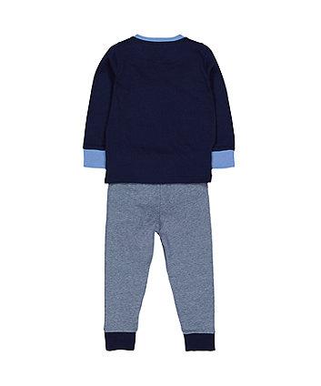blue PAW Patrol chase pyjamas