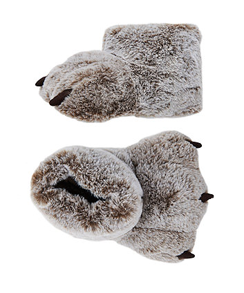 novelty claw feet slippers