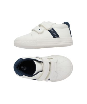 first walker navy star trainers