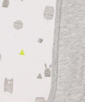 bear forest shawl