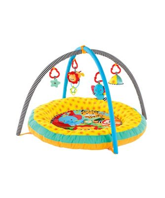 baby safari playmat and arch