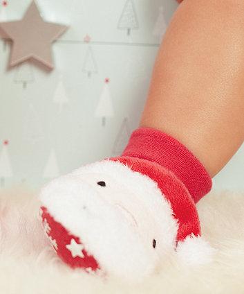 santa sock top baggies