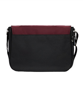 mothercare messenger changing bag - fig