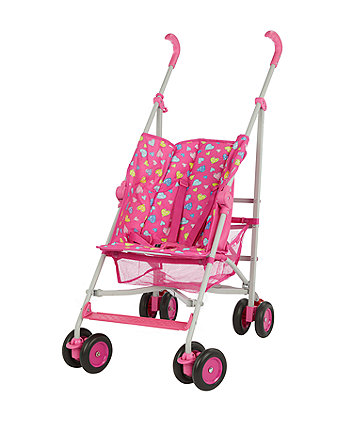 mothercare jive stroller- hearts