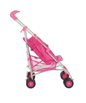 mothercare jive stroller- hearts
