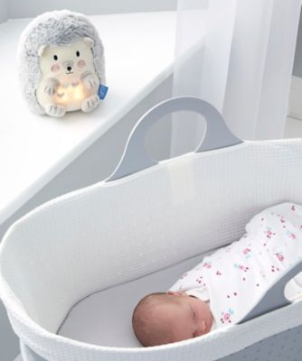 Gro henry the hedgehog grofriend light and sound sleep aid *exclusive to mothercare*