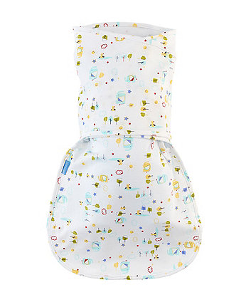 The Gro Company sunshine hip-healthy groswaddle *exclusive to mothercare*