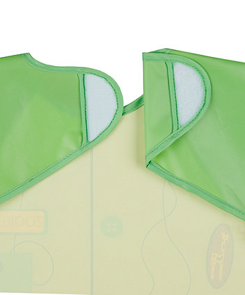 mothercare toddler coverall bibs - 2 pack