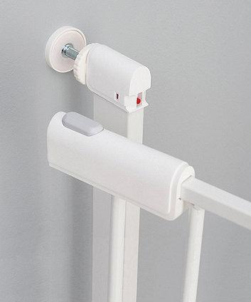 mothercare easy lock pressure fit metal gate