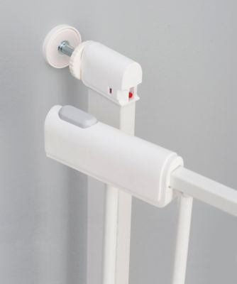 mothercare easy lock pressure fit metal gate