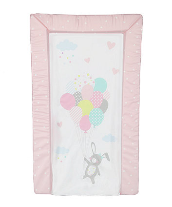 confetti party changing mat