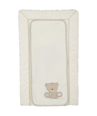 teddy's toy box changing mat