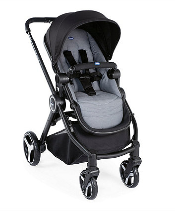 Chicco trio best friend travel system - stone