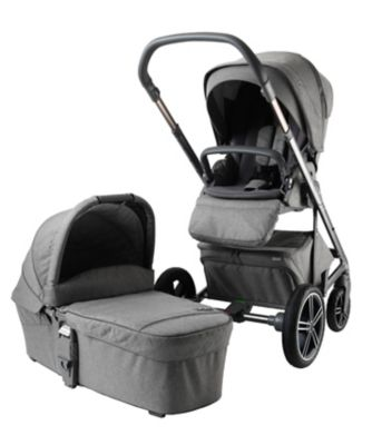Nuna mixx pushchair and carry cot - threaded *exclusive to mothercare*