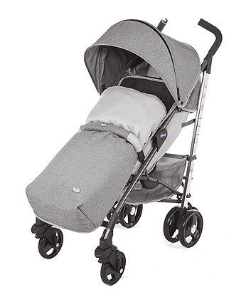 Chicco liteway stroller - titanium