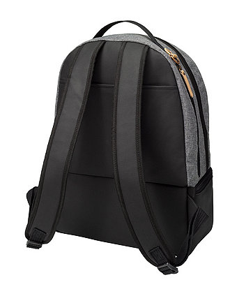 Petunia Pickle Bottom axis backpack - graphite/black
