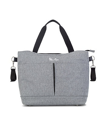 Silver Cross pursuit changing bag - stone grey *exclusive to mothercare*