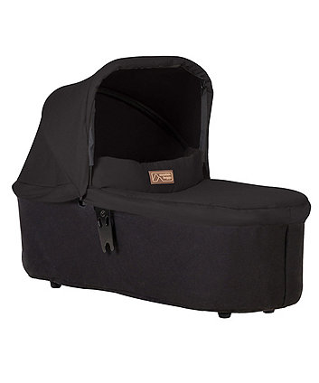 Mountain Buggy carrycot+ 2019 for duet buggy - black