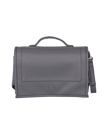mothercare zinnia changing clutch - grey