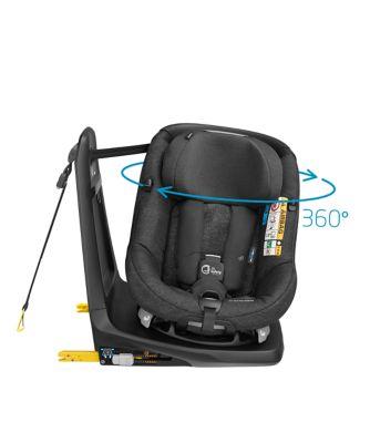 Maxi-Cosi axissfix air car seat - sparkling grey