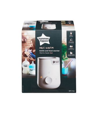 Tommee Tippee easi-warm bottle and food warmer